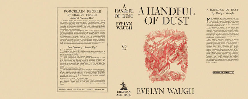 Handful of Dust, A. Evelyn Waugh