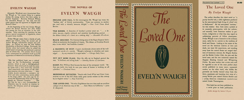 Loved One, The. Evelyn Waugh
