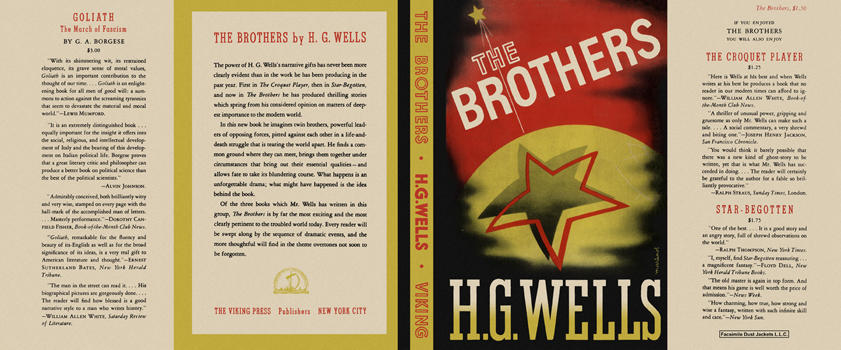 Brothers, The. H. G. Wells