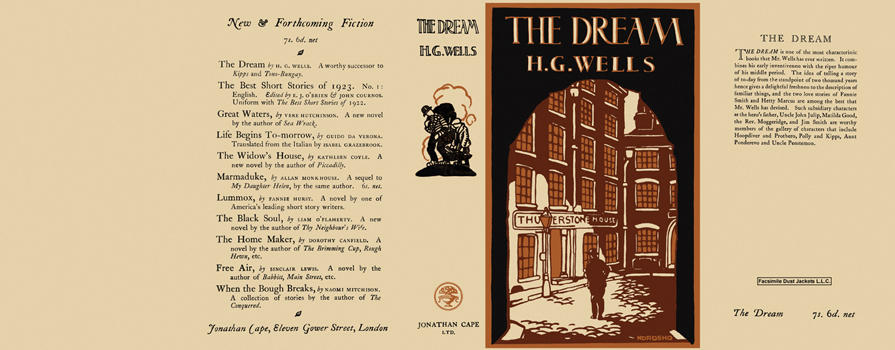 Dream, The. H. G. Wells
