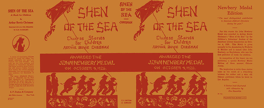 Shen of the Sea. Arthur Bowie Chrisman, Else Hasselriis.