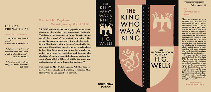 King Who Was a King, The. H. G. Wells