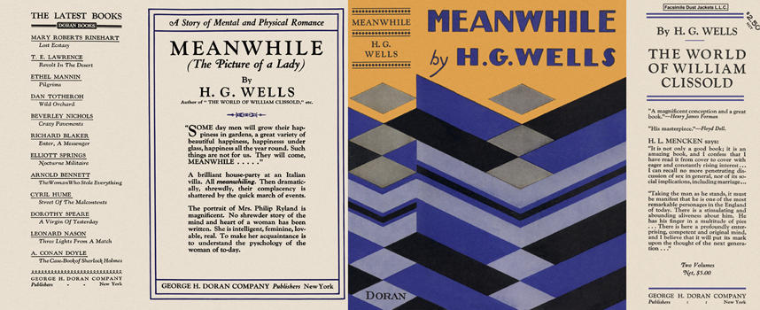 Meanwhile. H. G. Wells