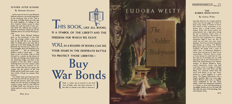 Robber Bridegroom, The. Eudora Welty.