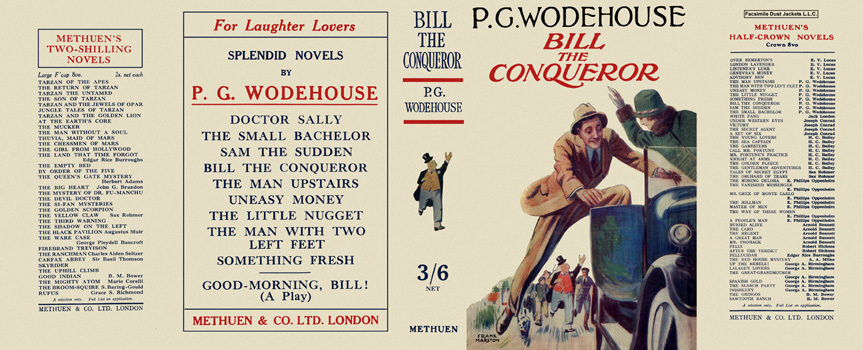 Bill the Conqueror. P. G. Wodehouse