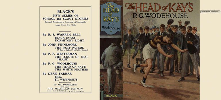Head of Kay's, The. P. G. Wodehouse
