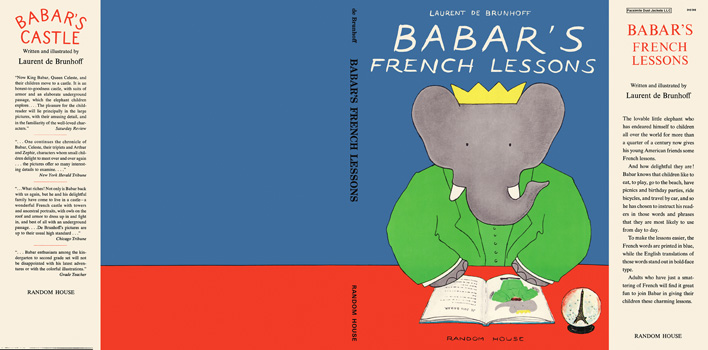 Babar's French Lessons. Laurent De Brunhoff