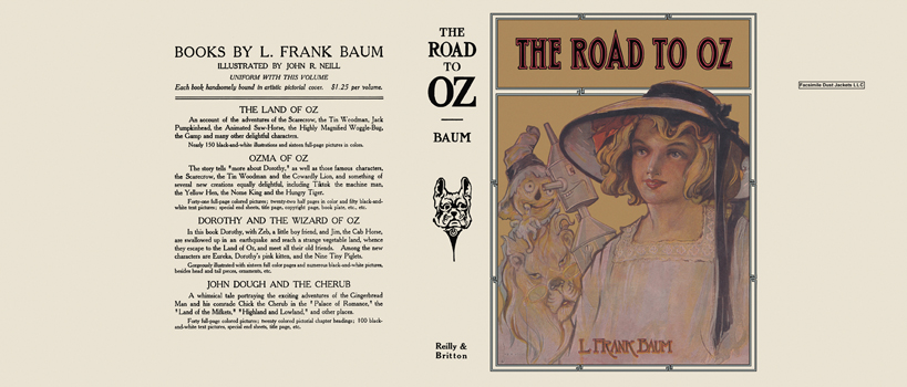 Road to Oz, The. L. Frank Baum.