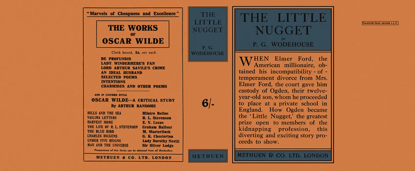 Little Nugget, The. P. G. Wodehouse