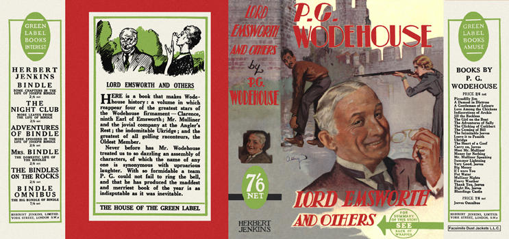 Lord Emsworth and Others. P. G. Wodehouse.