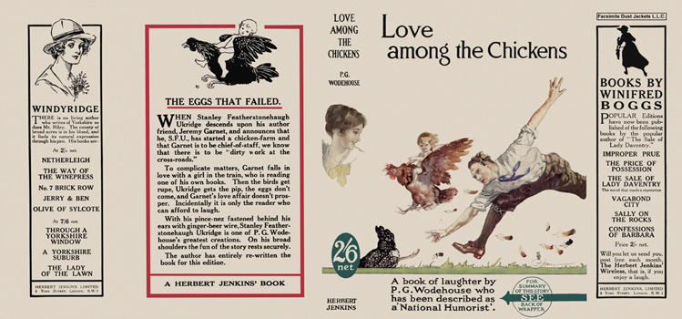 Love Among the Chickens. P. G. Wodehouse.
