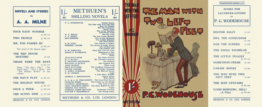 Man with Two Left Feet, The. P. G. Wodehouse