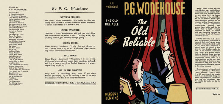 Old Reliable, The. P. G. Wodehouse