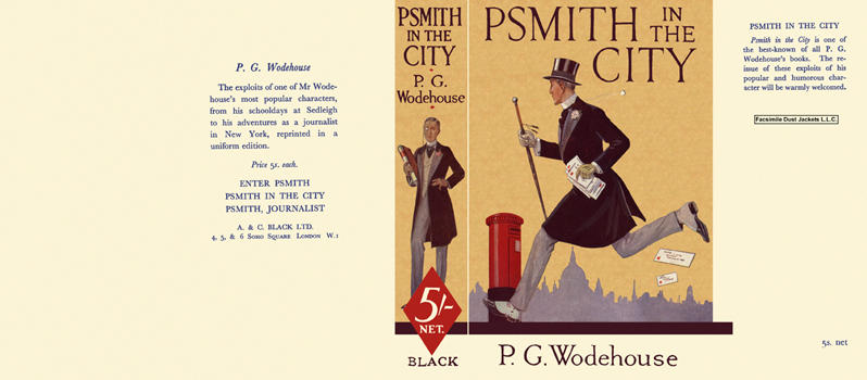 Psmith in the City. P. G. Wodehouse