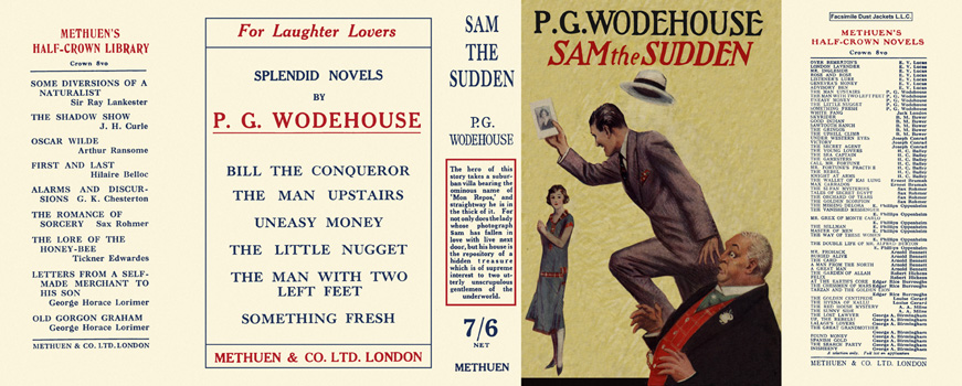 Sam the Sudden. P. G. Wodehouse