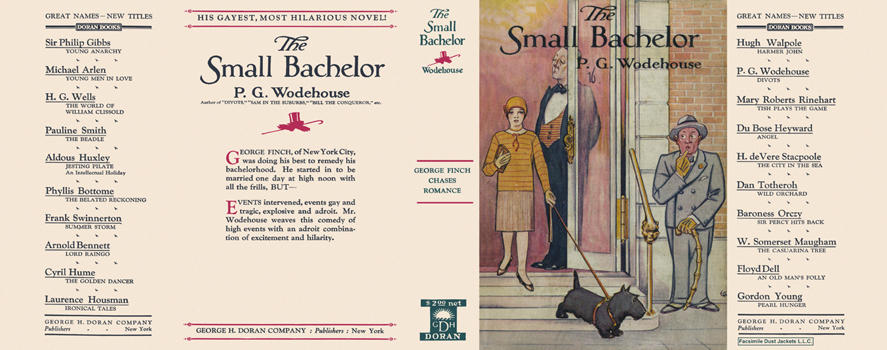 Small Bachelor, The. P. G. Wodehouse