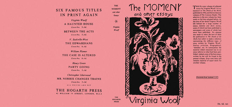 virginia woolf collected essays vol 3 Collected essays volume 3 has 22 ratings and 3 reviews emily said: i actually prefer woolf's nonfiction to her fiction a talented woman who let the wor.