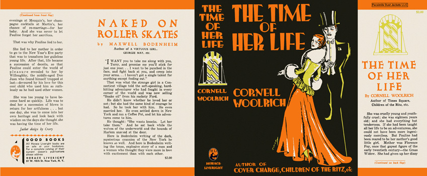 Time of Her Life, The. Cornell Woolrich