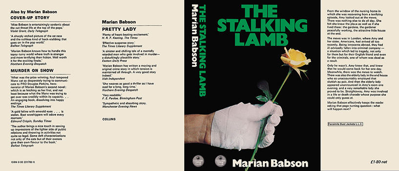 Stalking Lamb, The. Marian Babson.