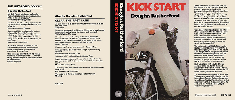 Kick Start. Douglas Rutherford.