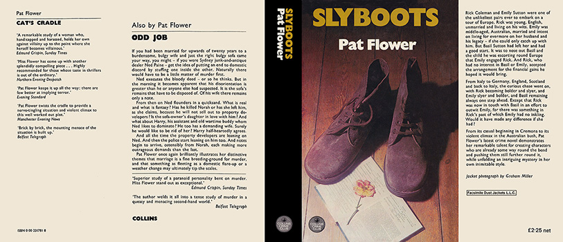 Slyboots. Pat Flower