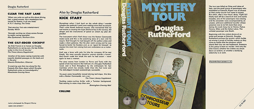 Mystery Tour. Douglas Rutherford