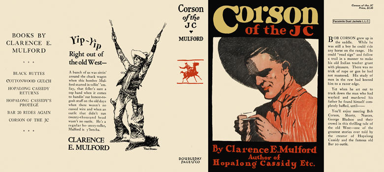 Corson of the J C. Clarence E. Mulford