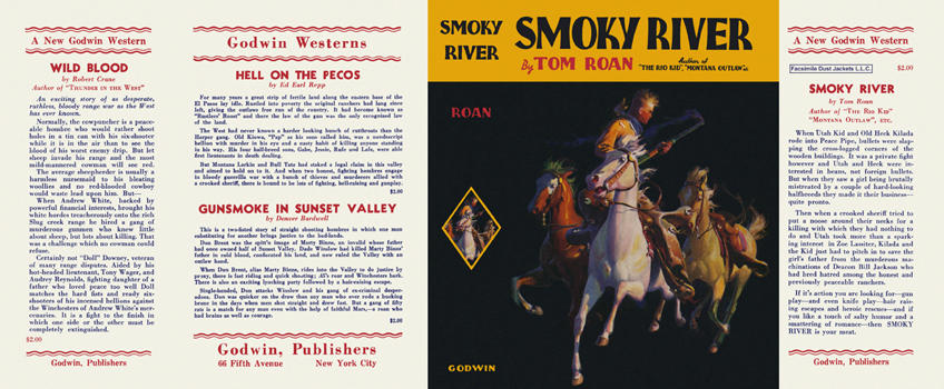 Smoky River. Tom Roan