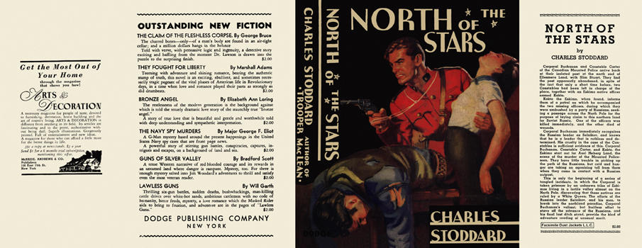 North of the Stars. Charles Stoddard