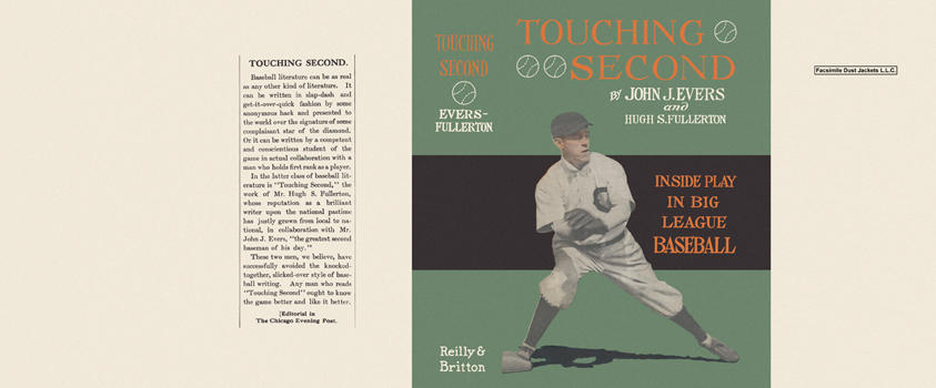 Touching Second. John Evers, Hugh S. Fullerton