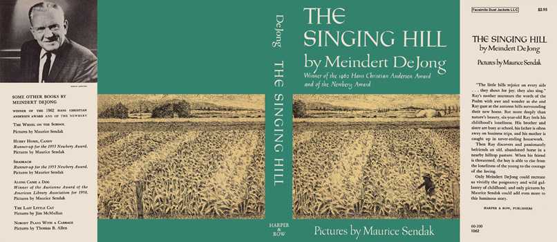 Singing Hill, The. Meindert DeJong, Maurice Sendak