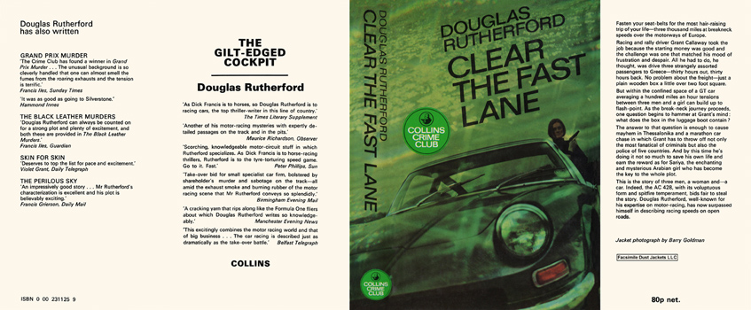 Clear the Fast Lane. Douglas Rutherford
