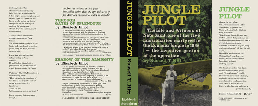 Jungle Pilot. Russell T. Hitt