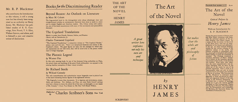 Art of the Novel, The. Henry James