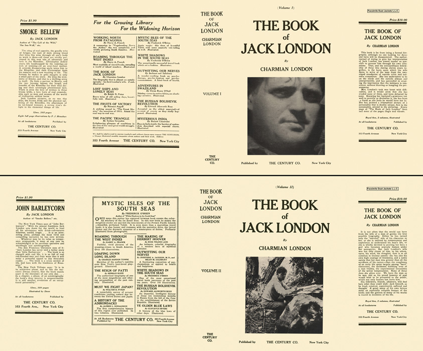 Book of Jack London,The, Volume I. Charmian London
