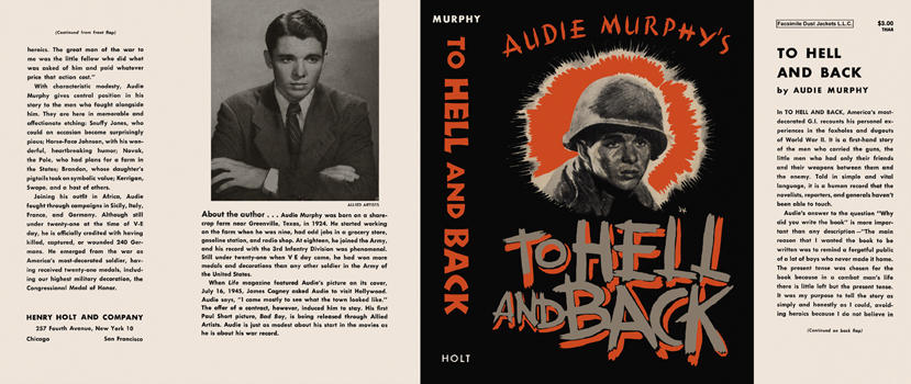 To Hell and Back. Audie Murphy.