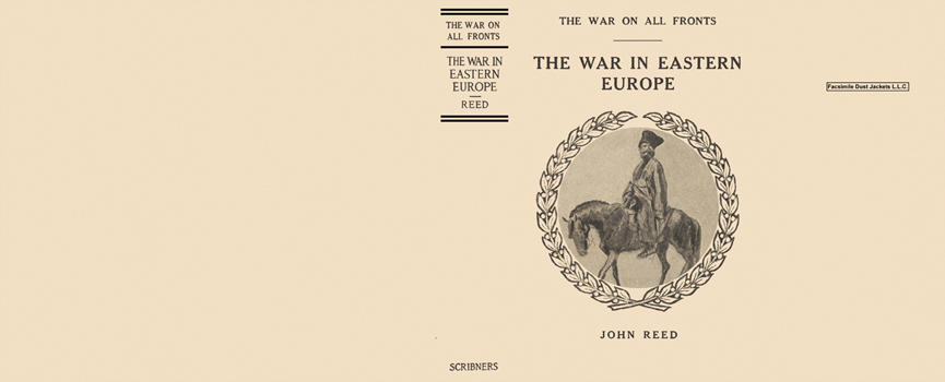 War in Eastern Europe, The. John Reed.