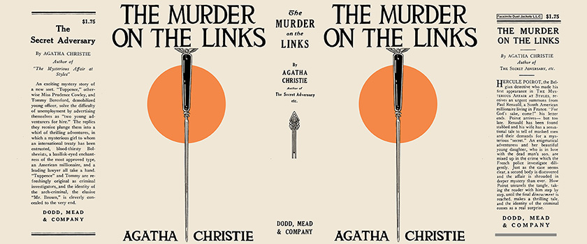 Murder on the Links, The. Agatha Christie