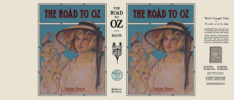 Road to Oz, The. L. Frank Baum