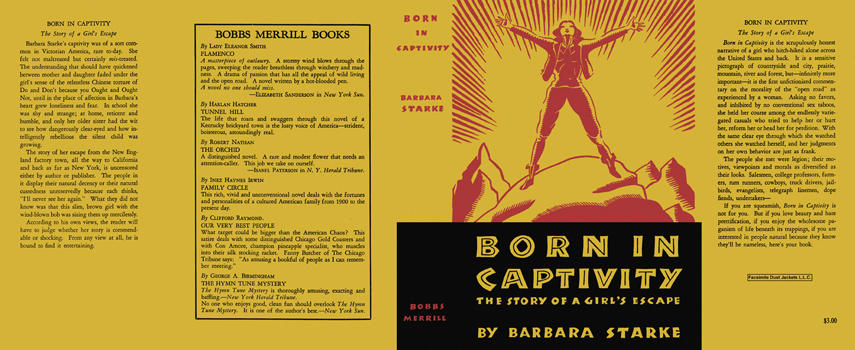 Born in Captivity. Barbara Starke