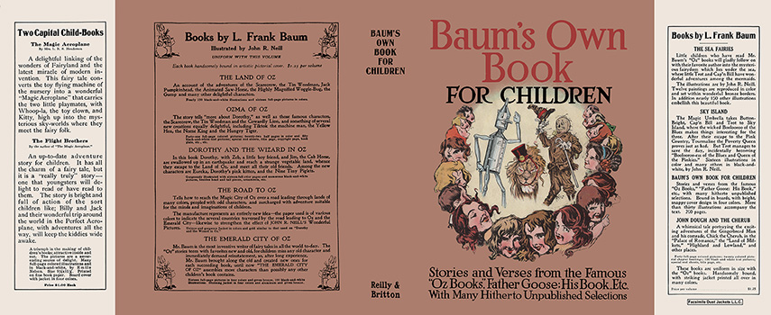 Baum's Own Book for Children. L. Frank Baum, John R. Neill, Maginel Wright Enright.