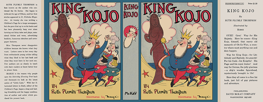 King Kojo. Ruth Plumly and Marge Thompson