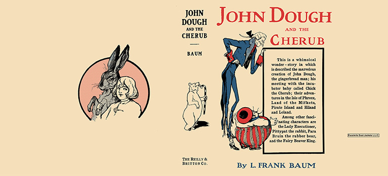 John Dough and the Cherub. L. Frank Baum, John R. Neill