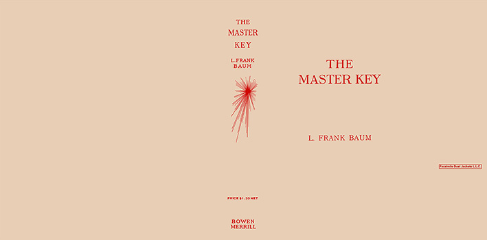 Master Key, The. L. Frank Baum