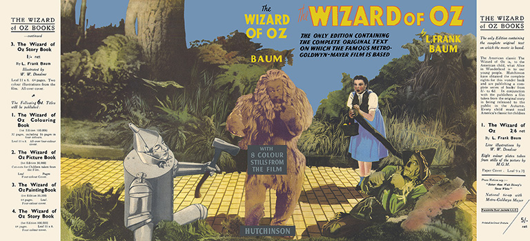Wizard of Oz, The. L. Frank Baum