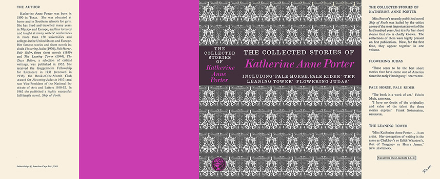 Collected Stories of Katherine Anne Porter, The. Katherine Anne Porter