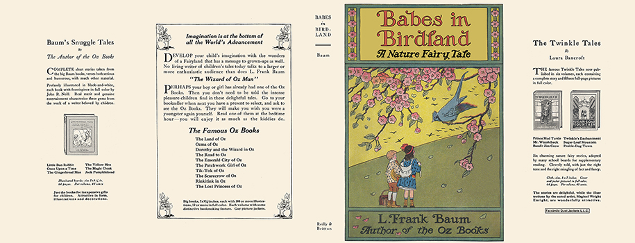 Babes in Birdland, A Nature Fairy Tale. L. Frank Baum