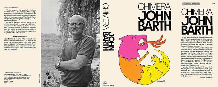 Chimera. John Barth