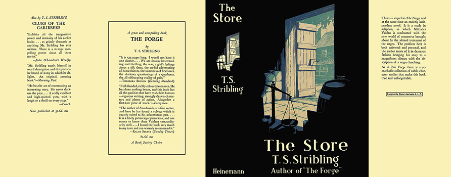Store, The. T. S. Stribling.