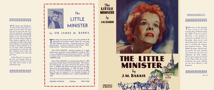 Little Minister, The. J. M. Barrie